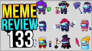 What Every Brawler Looks Like in Among Us!? Brawl Stars Meme Review 133