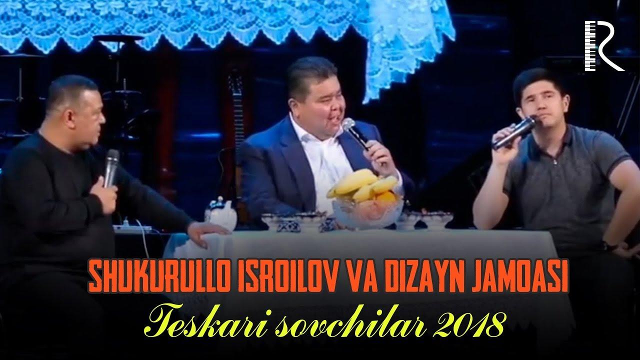 Shukurullo Isroilov va Dizayn jamoasi - Teskari sovchilar 2018