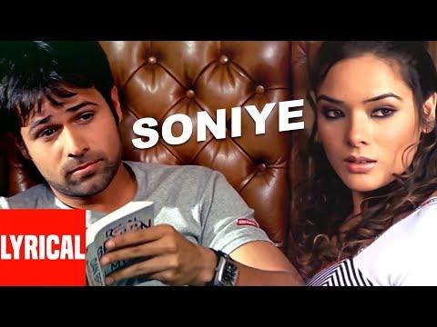 """Soniye"" Lyrical Video | Aksar | Himesh Reshammiya |  Emraan Hashmi, Udita Goswami"