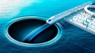 Okyanusun Altında Bir Tünel Kazarsanız Ne Olur?