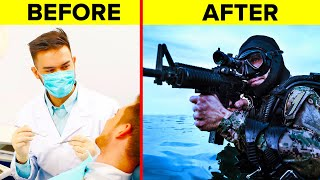 How An Orthodontist Became The First US Navy SEAL