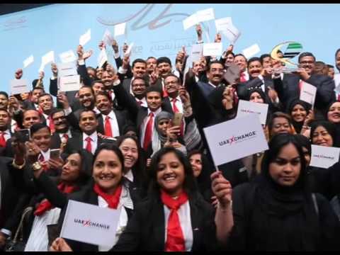 UAE Exchange Wins The Dubai Quality Gold Award (DQG)