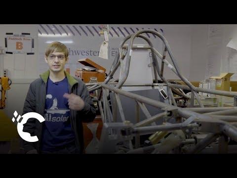 Northwestern Solar Car Team: Hands-On Engineering