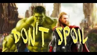 Movie trailers spoil your enjoyment |Thor Ragnarok | Thor 3 | Movie Trailer |