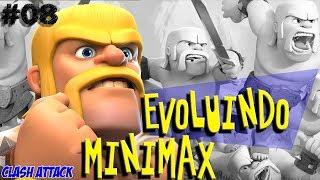 #08 :: EVOLUINDO UMA MINIMAX NO CLASH OF CLANS