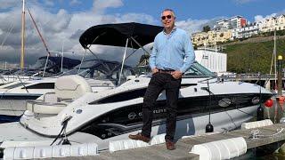 £50,000 Yacht Tour : 2005 Crownline 250CR