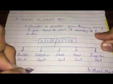 Algorithms (1) Introduction