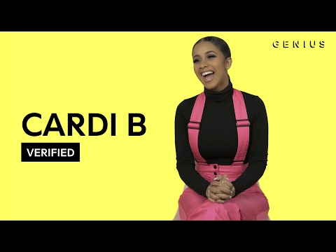 """Cardi B """"Hectic"""" Official Lyrics & Meaning 
