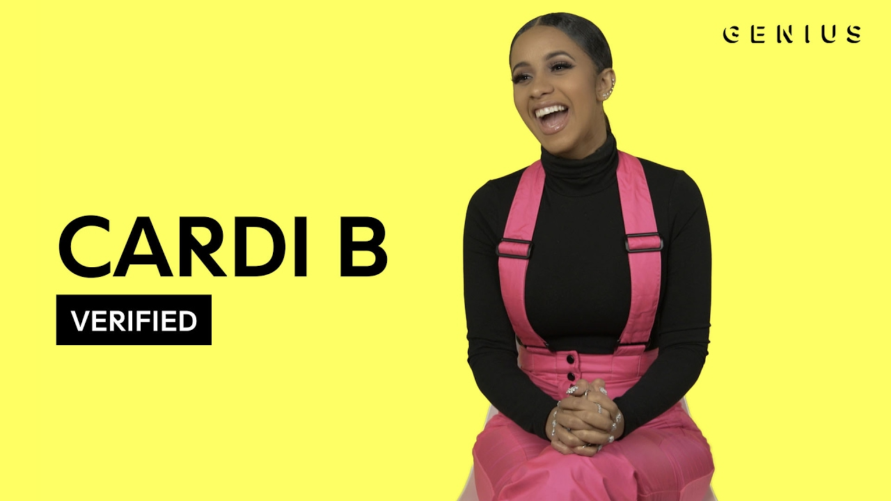 Cardi B Hectic Official Lyrics Meaning Verified Youtube
