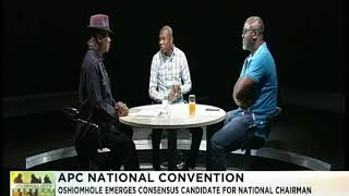 Journalists' Hangout 22nd June 2018 | APC National Convention