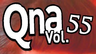 QnA vol. 55 - Sober Special