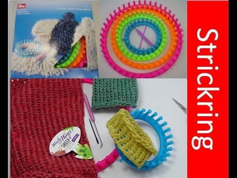 Strickring - Loom Knit - PRYM - Vorstellung - Veronika Hug - YouTube