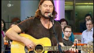 Rea Garvey - Colour Me In - ZDF Morgenmagazin 26.1.2012