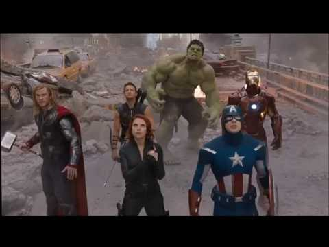 Rise And Shine: A Motivational Video About Marvel Heroes
