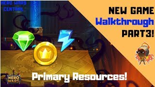 Quickly Tower Hero Wars 1000000 gold coins easy trick