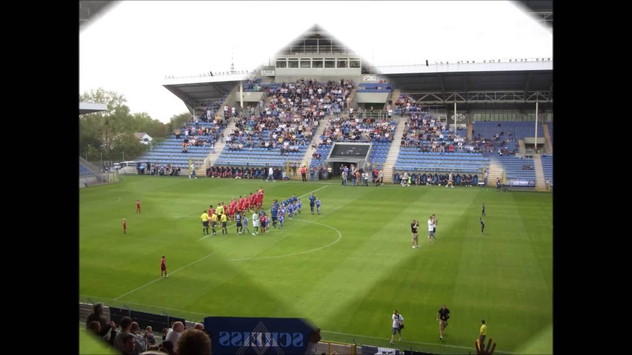 Carl-Benz-Stadion / SV Waldhof Mannheim / Baden