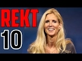 10 Times Ann Coulter Left Liberals Speechless!! (SJW REKT)