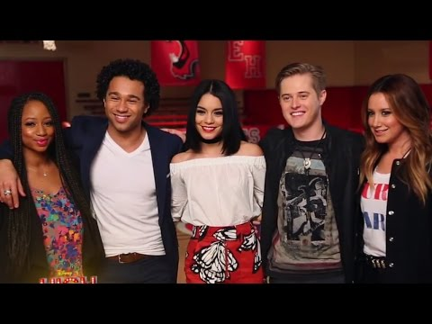 High School Musical Reunion Recap: Zac Efron & Vanessa Hudgen's Audition Tapes Revealed & More!