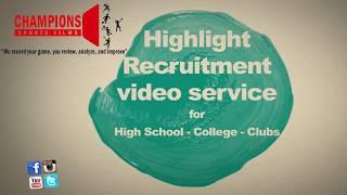 Challenge game 1 Jun 1 2018, Houston Sports Highlights Recruiting video-film service