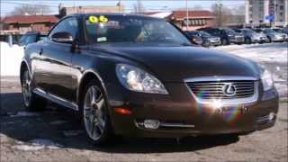 2006 Lexus SC430 Pebble Beach Edition Review and Test Drive