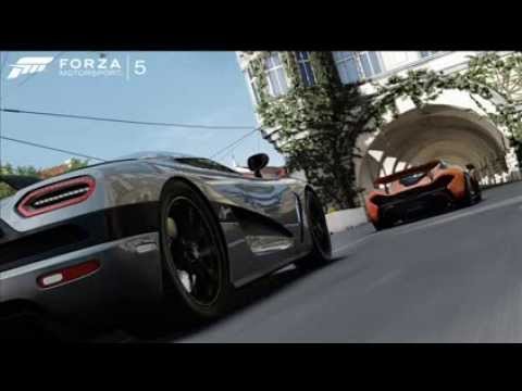 Forza Motorsport 5 Soundtrack | Compression