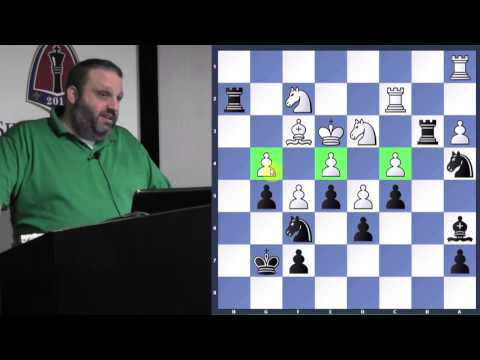 Advanced Game Analysis - GM Ben Finegold - 2014.01.29