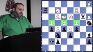 Advanced Game Analysis - GM Ben Finegold - 2014.01.29