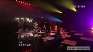 091213 CL & Minji - Please Don't Go