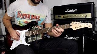YAMAHA Pacifica 112J OVS - Demo Guitar