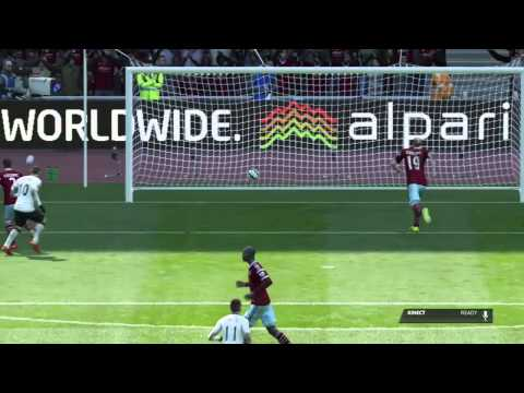 Thierry Henry last minute winner Vs West Ham United F.C. #FIFA15