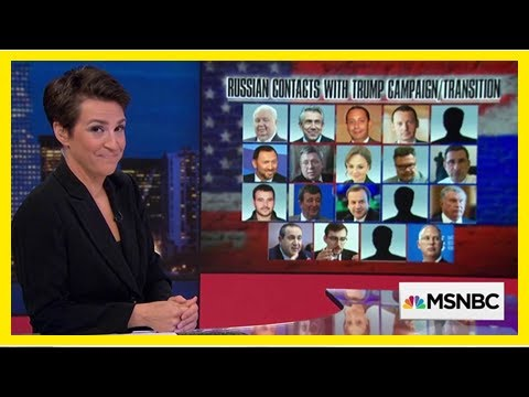World News - Trump campaign has had at least 19 connection contact Russia