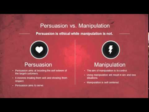 differences between propaganda and persuasion I have heard moore's movie called propaganda and, while moore certainly has his opinion (one that i share), he is not stating anything not factual or blatantly false.