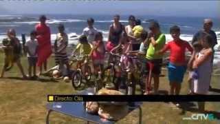 Día del Camping 2015 en TV Galicia