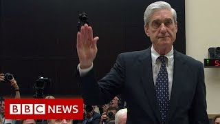 Robert Mueller opening statement In Full - BBC News
