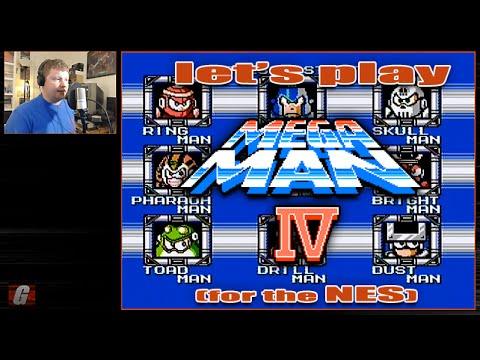 Play mega man 4 online for free