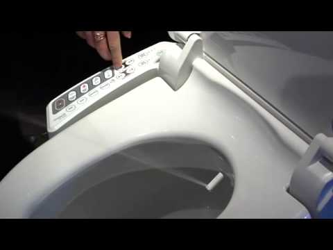 Uspa Electronic Bidet Toilet Seat Www Bidet Shower Co Uk Youtube