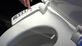USPA Electronic Bidet Toilet Seat www.bidet-shower.co.uk