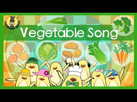 vegetable-song- -songs-for-kids- -the-singing-walrus