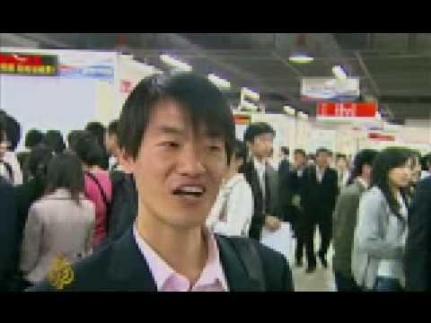 Downturn puts pressure on China jobseekers - 06 Feb 09