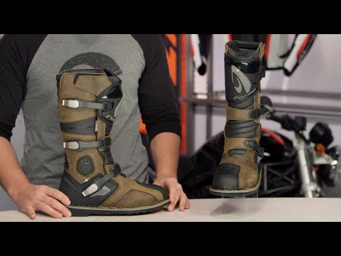 Forma Terra Boots Review at