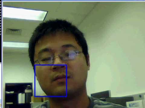 real time facial