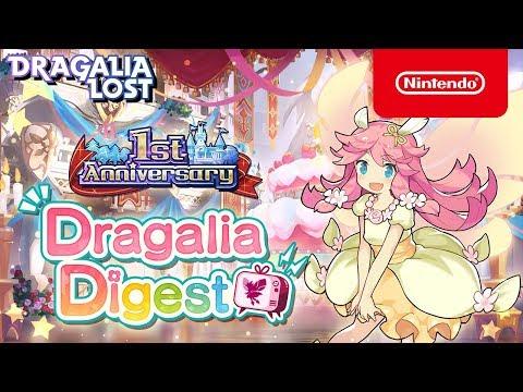 Dragalia Lost – First Anniversary Dragalia Digest