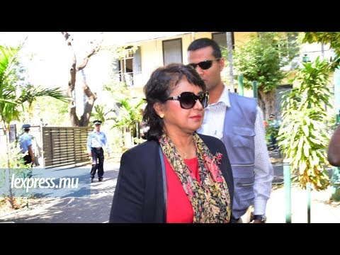 Commission d'enquête: Ameenah Gurib-Fakim répond présent