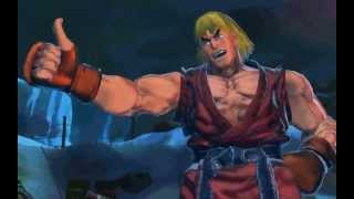 [HD] Street Fighter x Tekken - Ryu & Ken [Story Mode]
