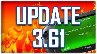 PS Vita: Actualización 3.61 - Parcheo del HENkaku y posiblemente ¡TU PERDICIÓN!
