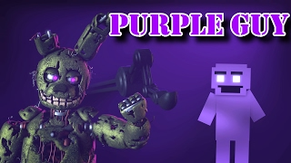 SFM FNaF I M The Purple Guy Remix By SunnyCraft Original Song By DAGames