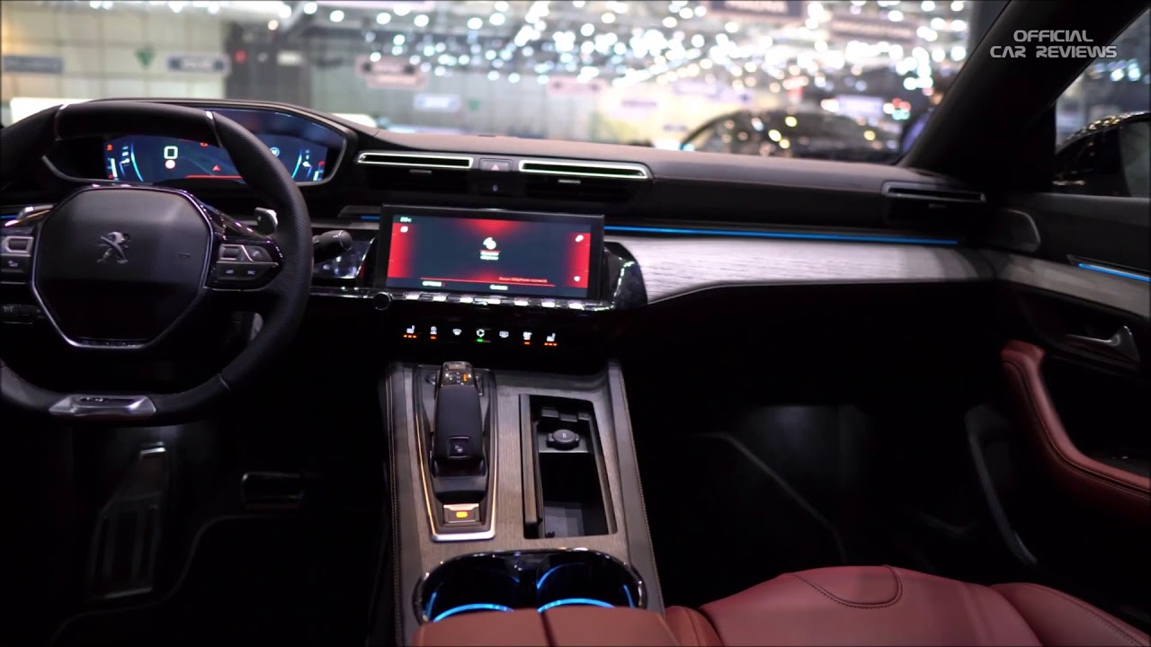 2018 Peugeot 508 Gt Line First Look Exterior Interior Walkaround