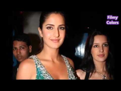 Katrina Kaif with her Mother and Sisters - YouTube