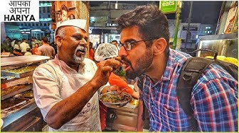 CHAAT KING ki SECRET RECIPE ?| Indian Street Food Lucknow
