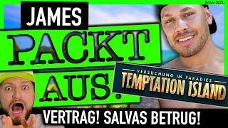 Temptation Island 2019: Was WIRKLICH im RTL-Vertrag steht! James packt über Salva vor Finale aus!